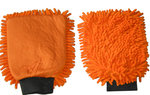 LP24 Waschhandschuh Soft Orange